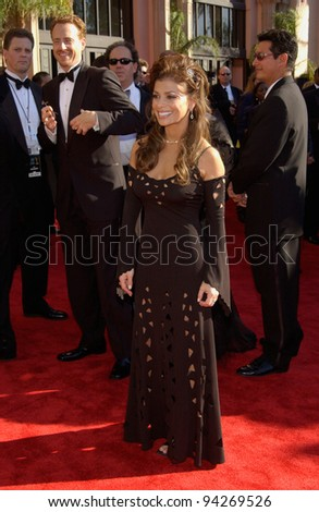 PAULA ABDUL at the 2002 Emmy Awards in Los Angeles. 22SEP2002.  Paul Smith / Featureflash
