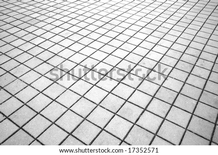 Pavement - stock photo
