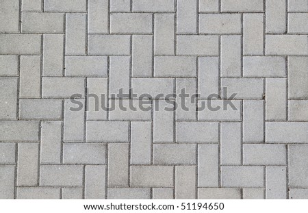 Pavement texture - stock photo