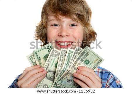 Payday - stock photo