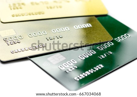 Payment composition business credit cards work stock photo royalty payment composition with business credit cards at work place white background close up colourmoves