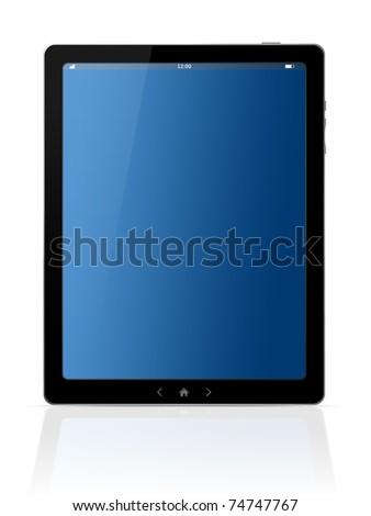 PC tablet - stock photo