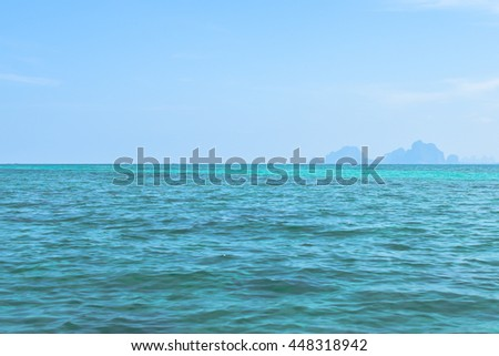 Peaceful Ocean