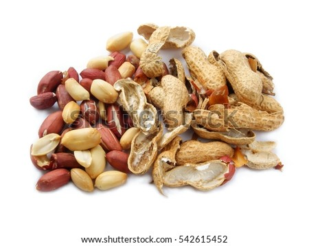 peanut as tasty and wholesome snack