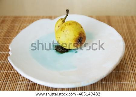 pear ceramic plate pear ceramic plate pear ceramic plate pear ceramic plate pear ceramic plate pear ceramic plate pear ceramic plate pear ceramic plate pear ceramic plate pear ceramic plate pear pear - stock photo