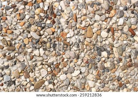 Pebble stone  - stock photo