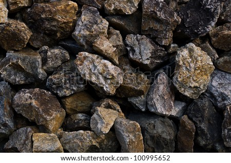 Pebbles - stock photo