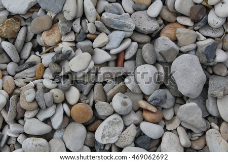 Pebbles - background