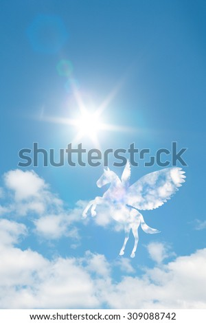 Pegasus, cloud