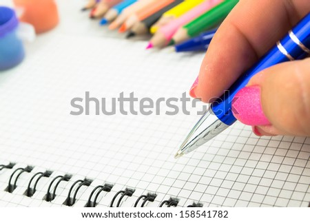 Maramicados Portfolio On Shutterstock Pen And Paper Essay Writing