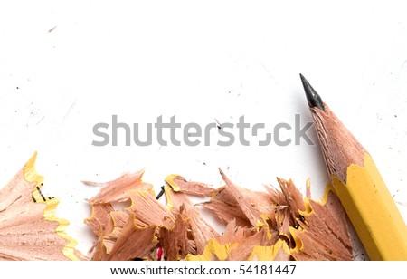 pencil - stock photo