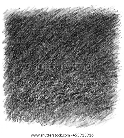 Pencil hand-drawn scribbles background texture. Pencil sketch background - stock photo