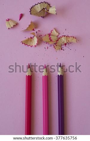 Pencils - stock photo