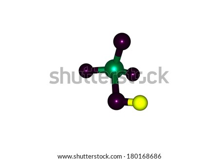 Perchloric acid is an inorganic compound with the formula HClO4. Usually found as an aqueous solution.