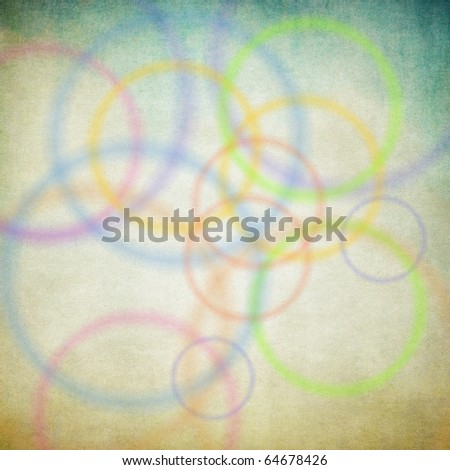 perfect funky background - stock photo
