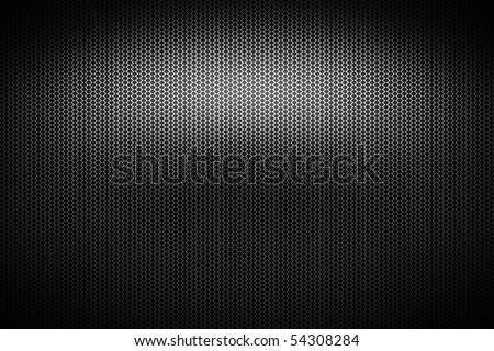 perforated metal 2 - stock photo