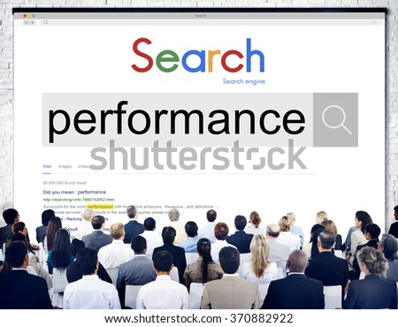 Performance Level Development Accomplishment Concept - stock photo
