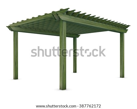 pergola; gazebo; wood; patio; garden; white; architecture; structure; outdoor; pavilion; arbor; pattern; outdoors