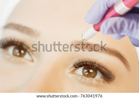 Eyebrow Shape Stock Images, Royalty-Free Images & Vectors | Shutterstock