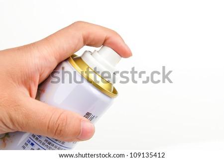 Pesticide - stock photo