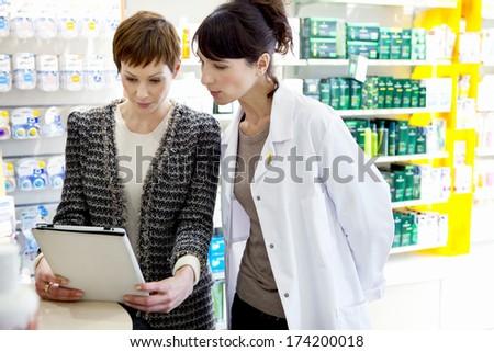 pharmacy representative