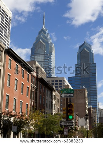 Philadelphia, Pennsylvania - stock photo