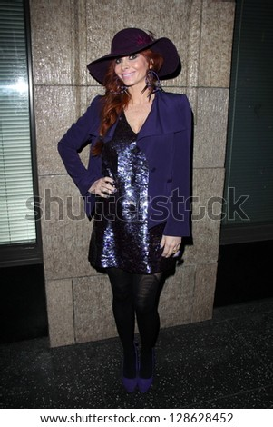 "Phoebe Price at the ""Jekyll & Hyde"" Premiere, Pantages, Hollywood, CA 02-12-13"