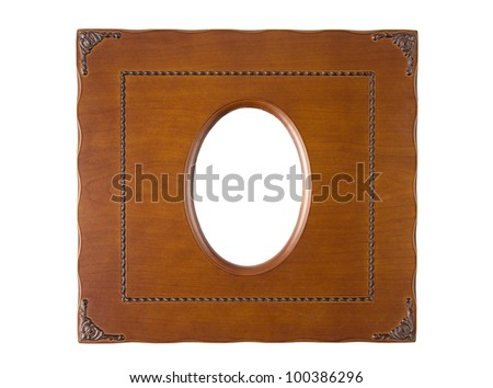 photo album cover - stock photo