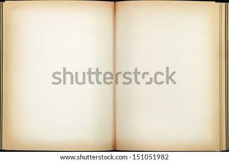 Photo album,Vintage style - stock photo