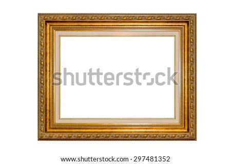 photo frame  - stock photo
