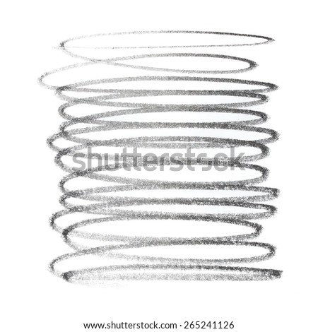 photo hatching grunge graphite pencil texture isolated on white background - stock photo