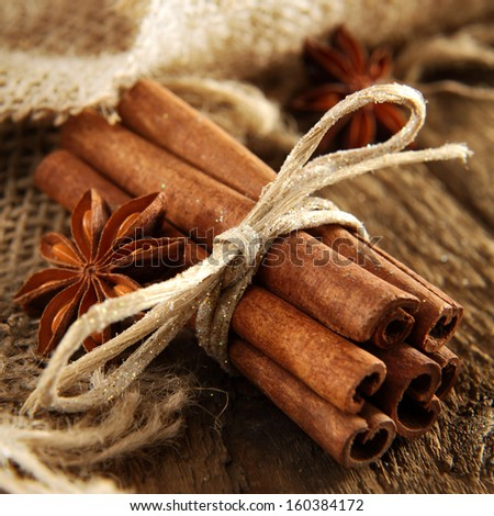 photo of cinnamon  - stock photo