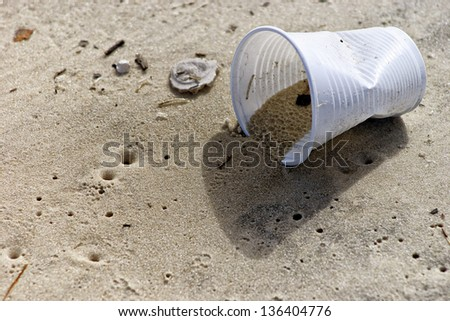 Photo of Don't pollute - stock photo