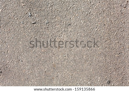 Photo of grey asphalted surface background - stock photo