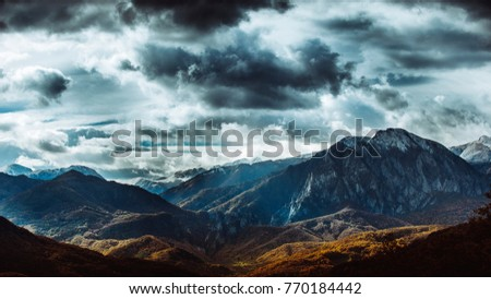 Photo of Mountain Landscape