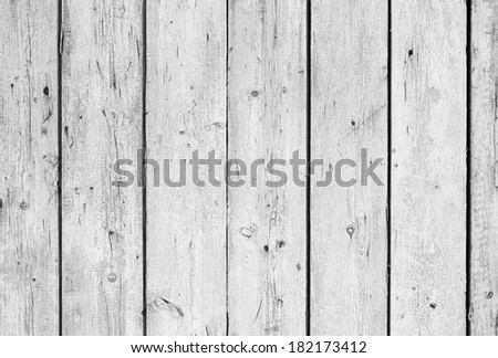 Photo of old wooden texture