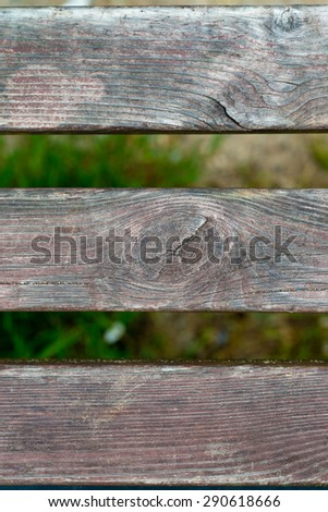 Photo of Texture of wood background closeup - stock photo