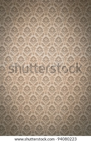 photo of wallpaper - stock photo
