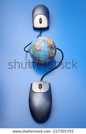 Photo of World connection - stock photo