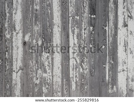 Photo showing old wood fence as a structure of background