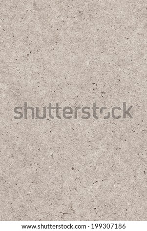 Photograph of recycle Grayish Brown kraft paper, coarse grain, grunge texture sample