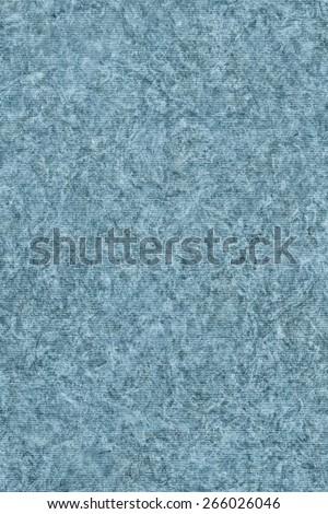 Photograph of Recycle Striped Powder Blue Pastel Paper, bleached, mottled, coarse grain, grunge texture sample. - stock photo