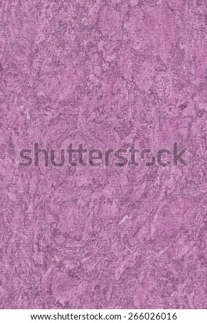 Photograph of Recycle Striped Purple Pastel Paper, bleached, mottled, coarse grain, grunge texture sample. - stock photo