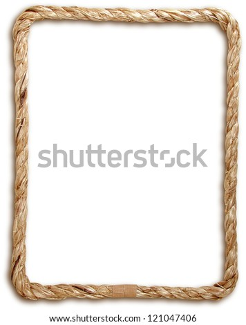 Photograph of Rope Square - stock photo