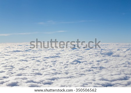 Photos view cloud from the sky.