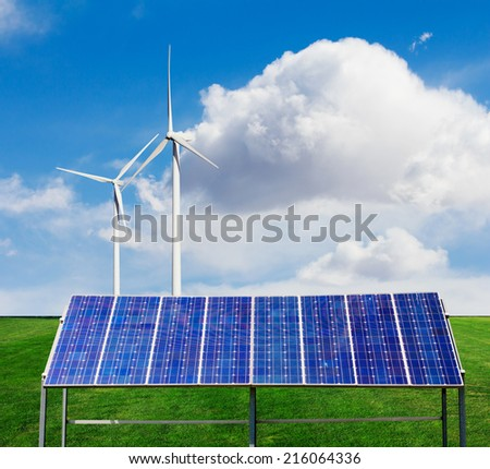 Photovoltaic power generation on the prairie