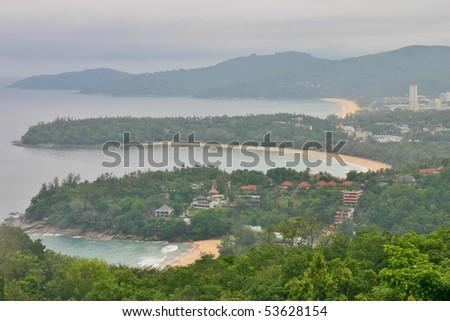 Phuket island, Thailand - stock photo