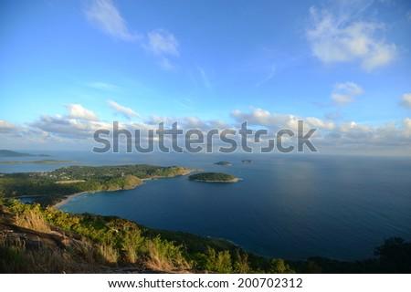 Phuket Sea View  - stock photo