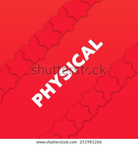 PHYSICAL - stock photo