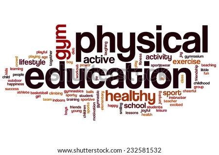 Physical Education studying subjects
